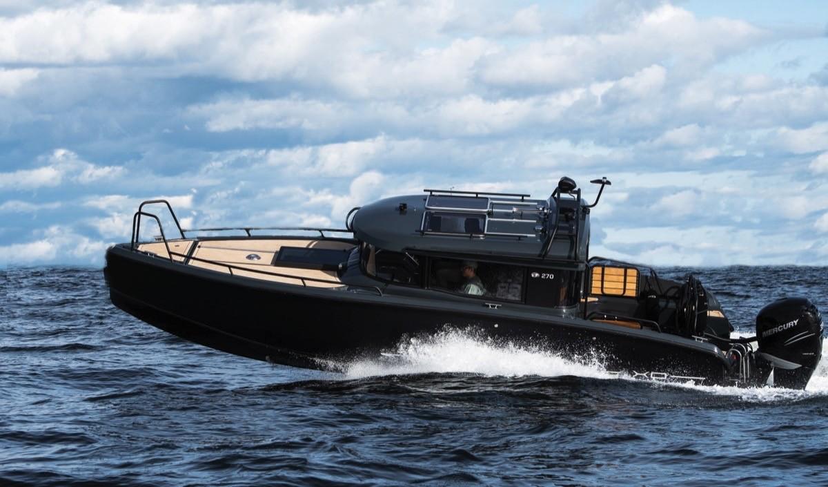 2020 TUZLA BOAT SHOW - XO 270 FRONT CABIN