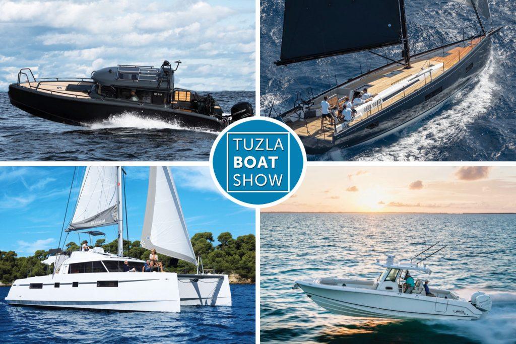Tuzla Boat Show – Lansman tekneleri