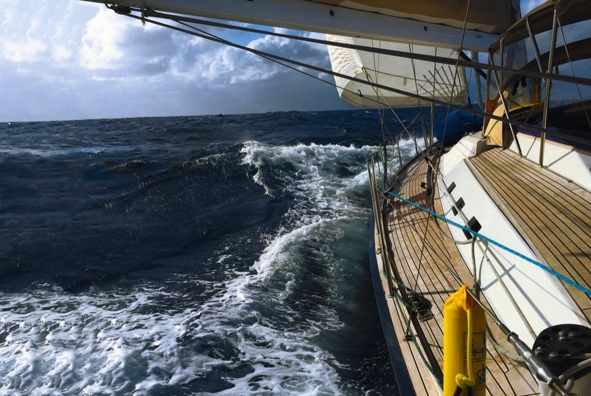 Okyanusa hazırlık
