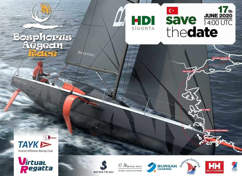 Bosphorus Agean Race heyecanı başladı