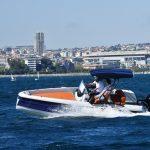 Saxdor 200 Sport - Seyir performansı