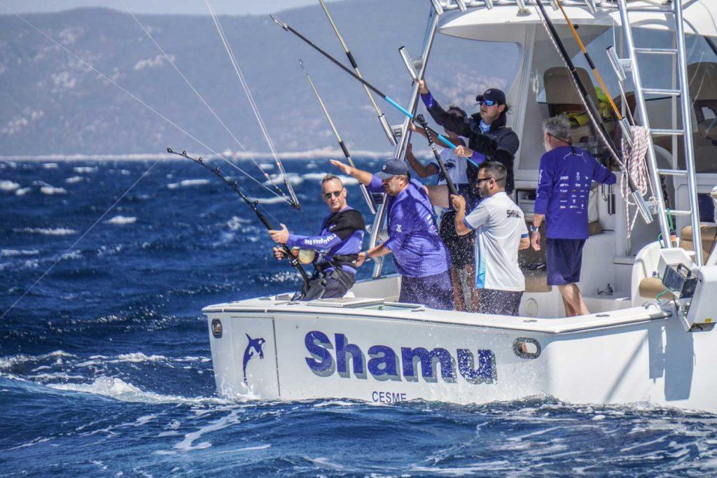 En büyük balık Tornado ekibinden