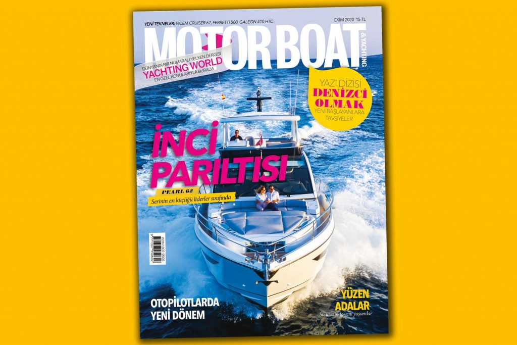 Ekim sayısında dergimizde neler var?