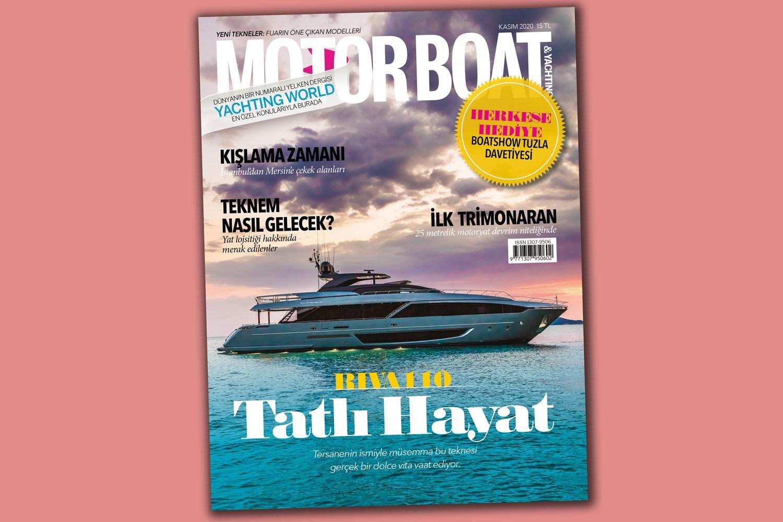 Kasım sayısında dergimizde neler var?