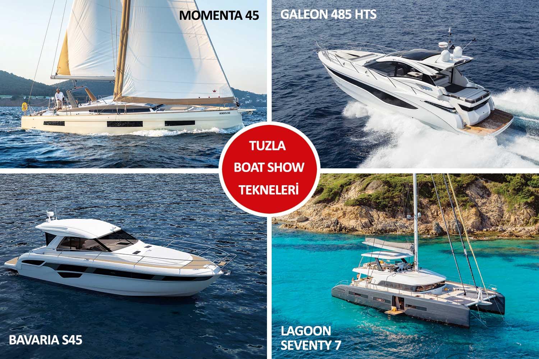 Tuzla Boat Show - Fuar Özel