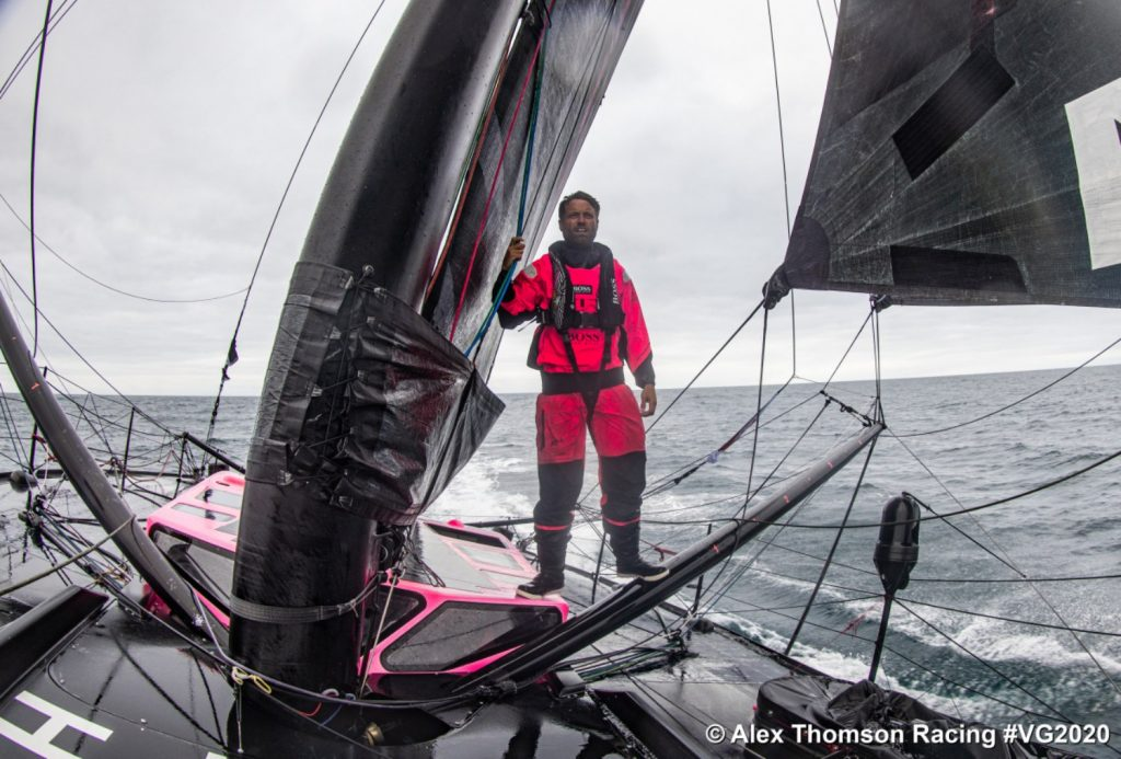 Vendee Globe'da Ekvator'u ilk Alex Thomson geçti