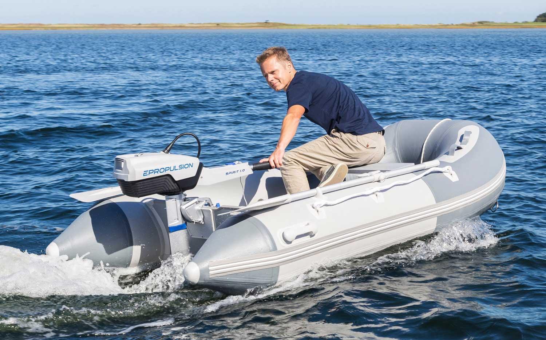 ePROPULSION deniz motorları