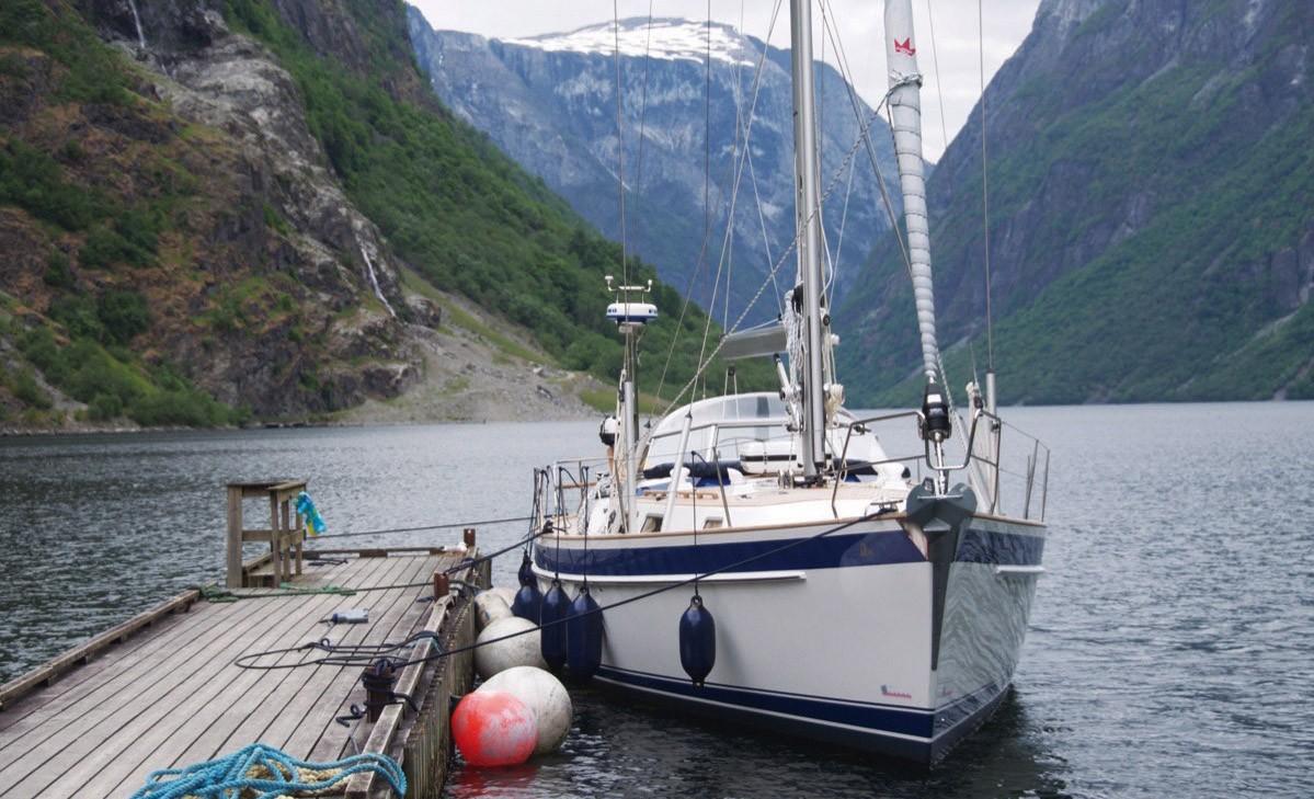Norveç'in güney ucundaki Kristiansand şehri bu rotanın ilk durağıydı.
