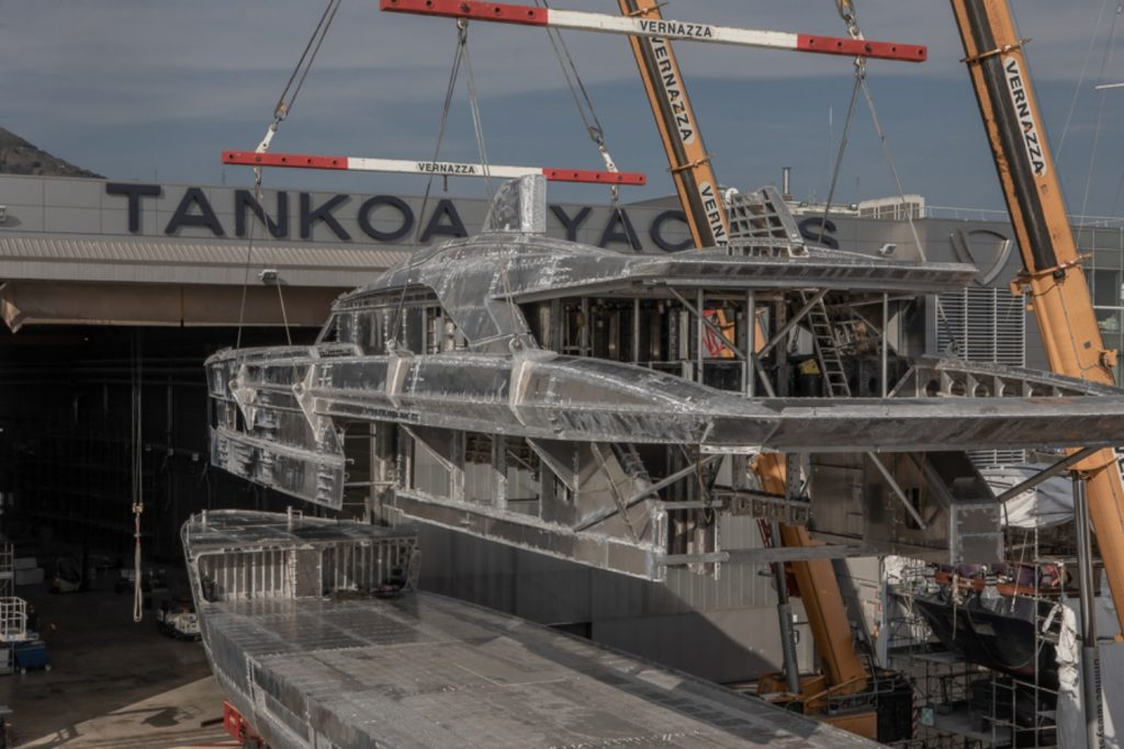Tankoa Yachts büyümeye hazırlanıyor