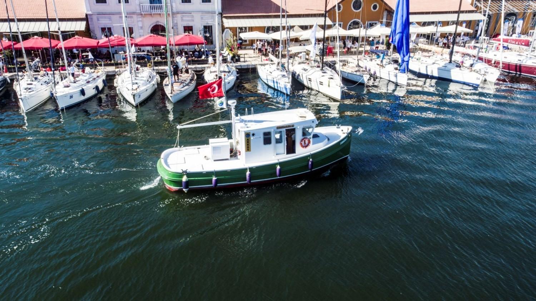 TURMEPA, 4 bin 715 tekneden atık topladı