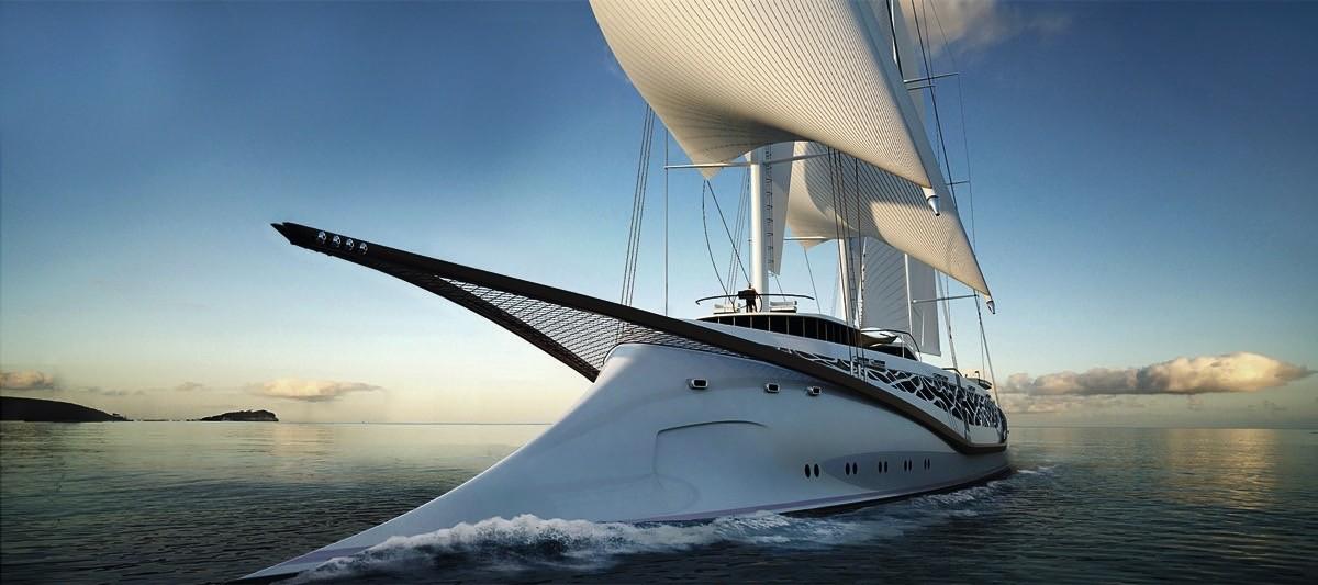 Mega Tekneler - Concept Tasarımlar