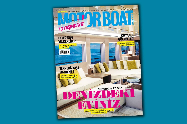 Motorboat & Yachting Aralık 2020