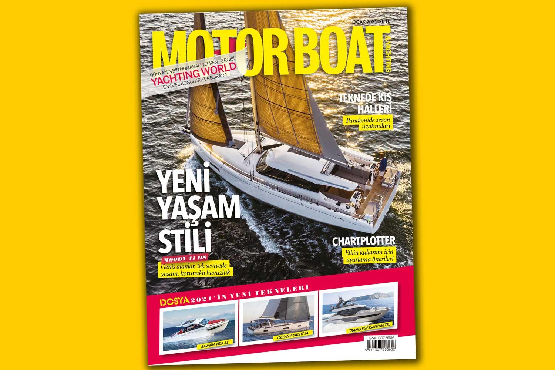 motorboat and yachting ocak 2021 kapak