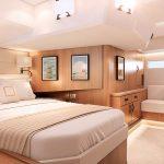 Jeanneau Yachts 60 master kamara
