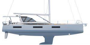 Jeanneau Yachts 60 profil