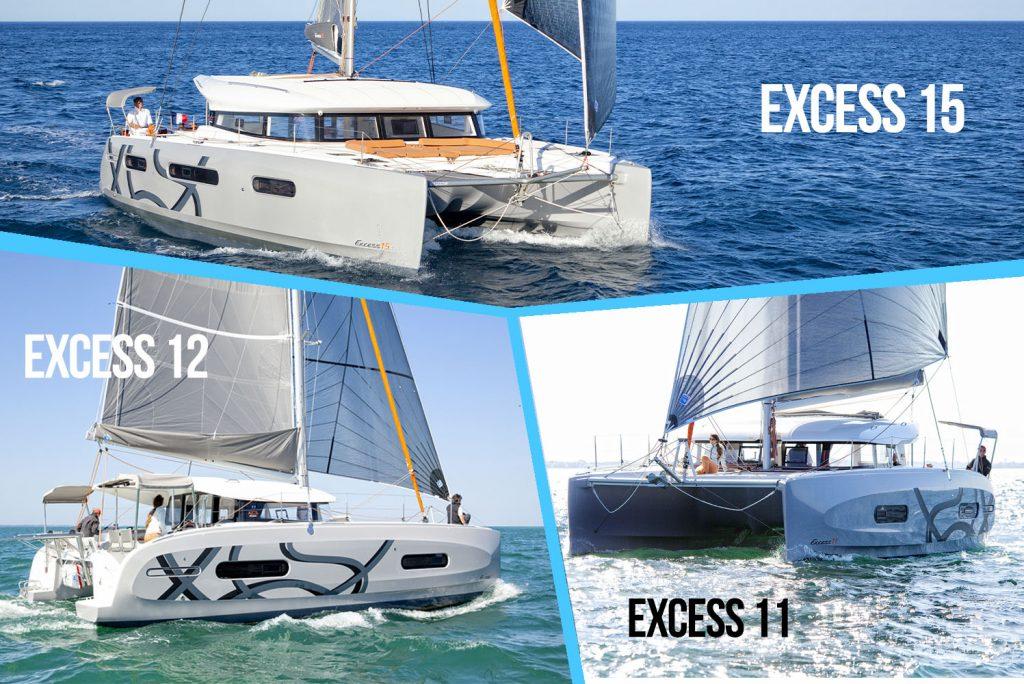 Excess Catamarans, tüm modelleriyle mart ayında Türkiye'de