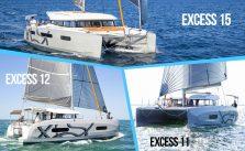 Excess Catamarans tüm modelleriyle mart ayında Türkiye'de
