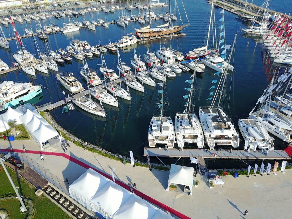 Boat Show Tuzla 3 Nisan'da başlıyor