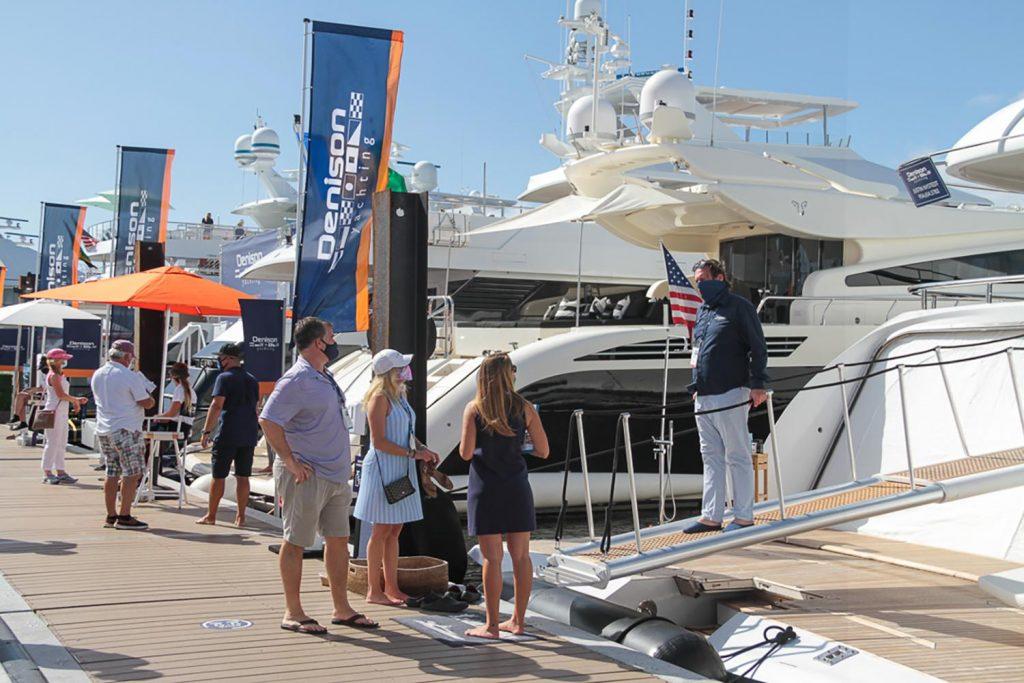 Denison Yachting'in başarısı