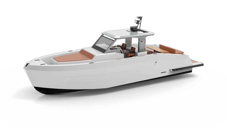 Mazu Yachts'dan yeni model