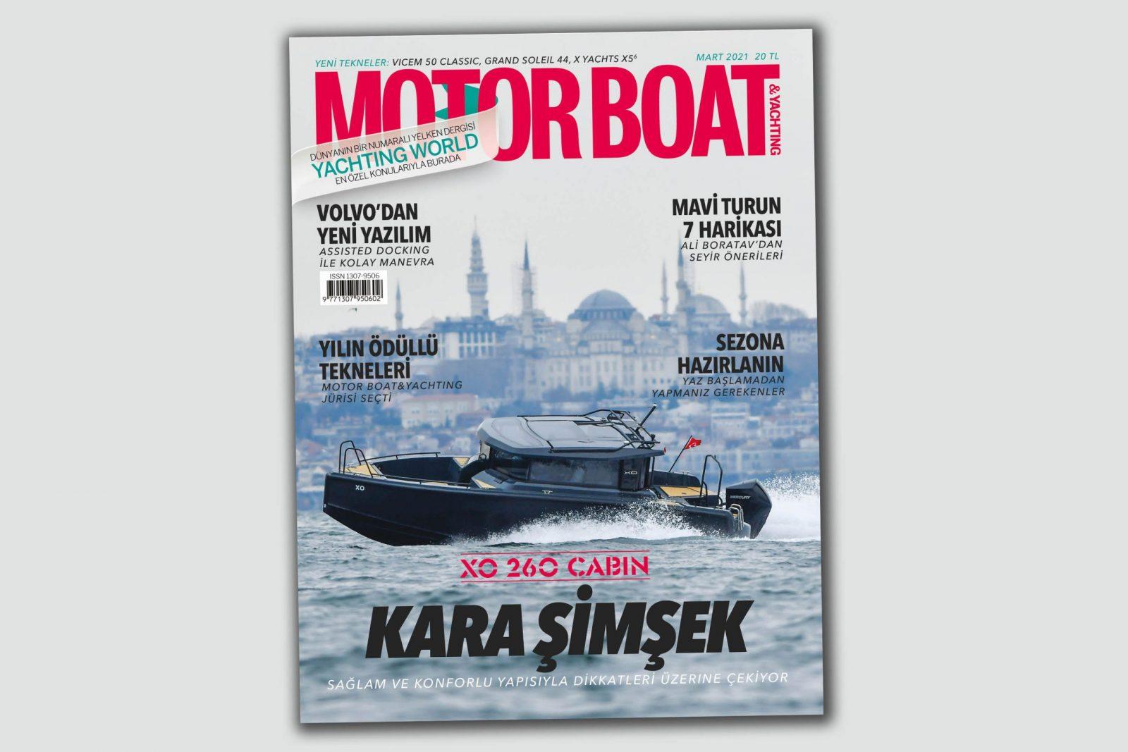 Mart sayısında dergimizde neler var?