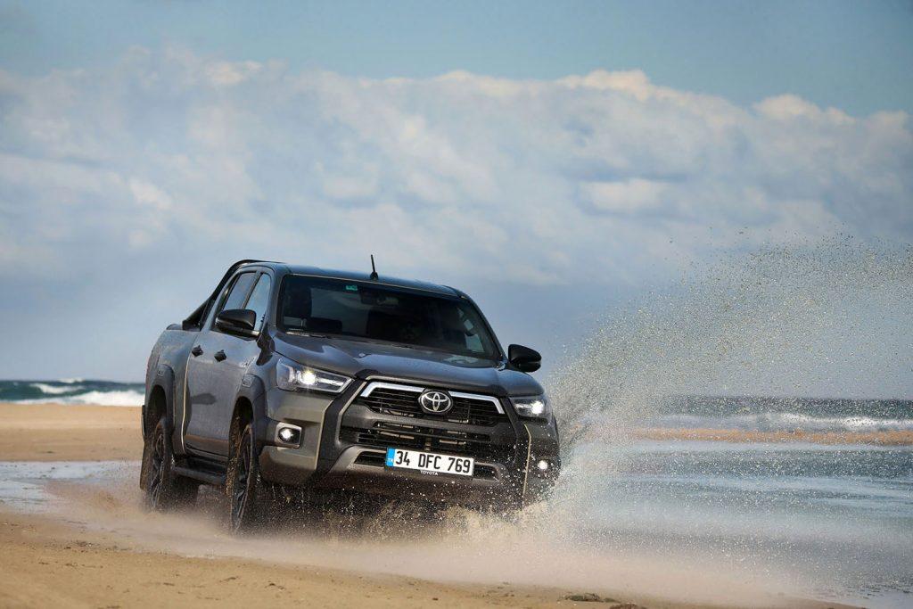 Güçlü ve karizmatik; Toyota Hilux