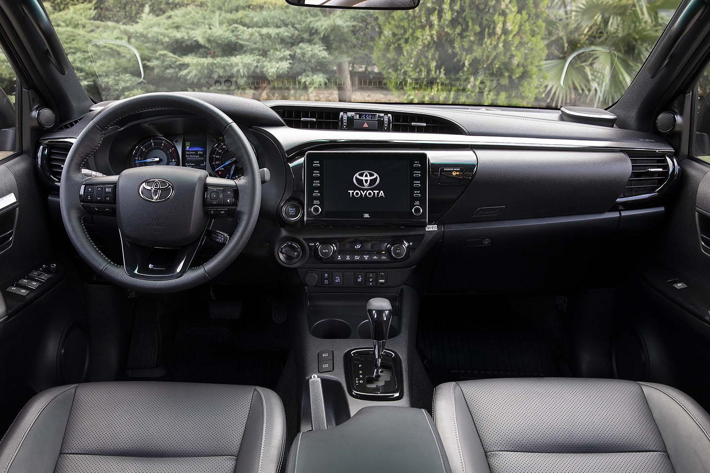 Yeni Toyota Hilux kabin