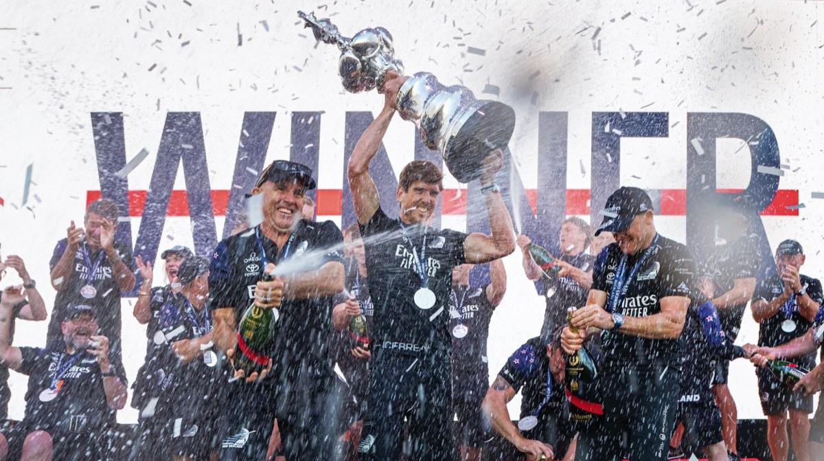 36. America's Cup - Kazanan Yeni Zelanda