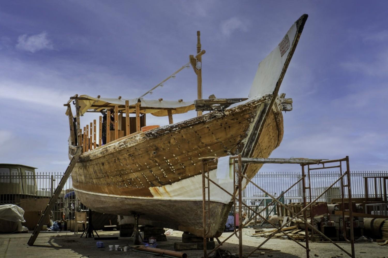 Refit projesi 40 Arap yelkenlisinin restorasyonunu içerecek.