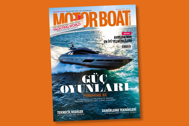 Nisan sayısında dergimizde neler var?