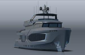 Numarine 37XP render