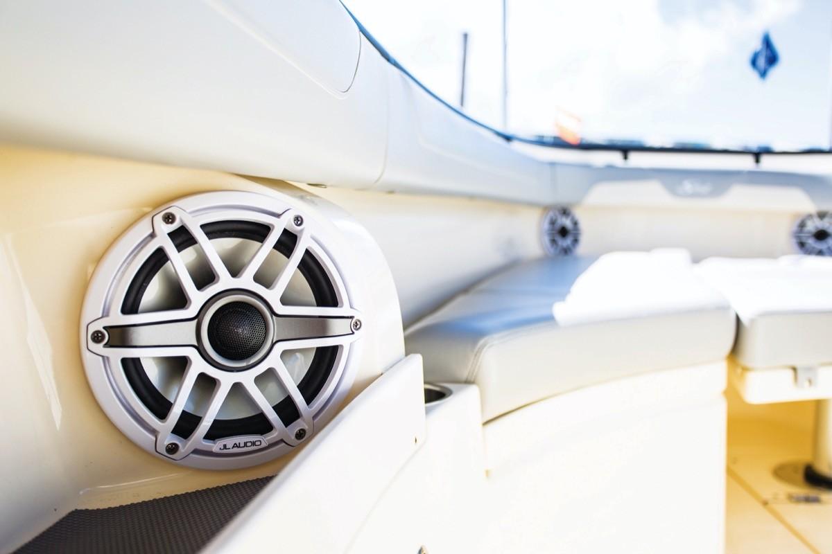Tekne ses sistemleri