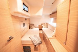 X Yachts X56 - Misafir kamarası