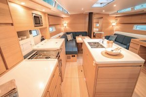 X Yachts X56 - Mutfak