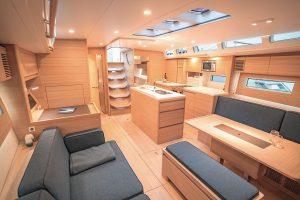 X Yachts X56 - Salon