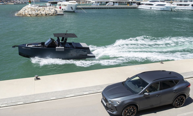 De Antonio Yachts – D28 Formentor