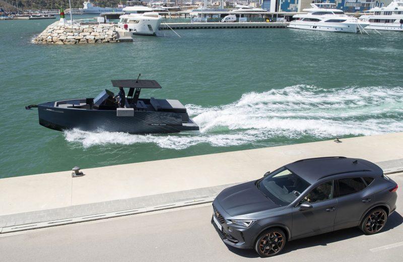 CUPRA - De Antonio Yachts D28 Formentor