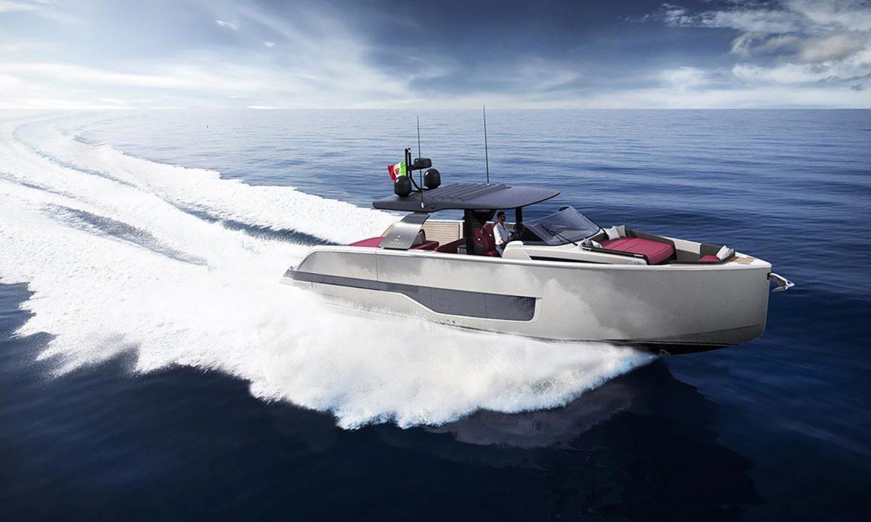 Yaratıcı fikir ürünü: Cranchi A44 Luxury Tender