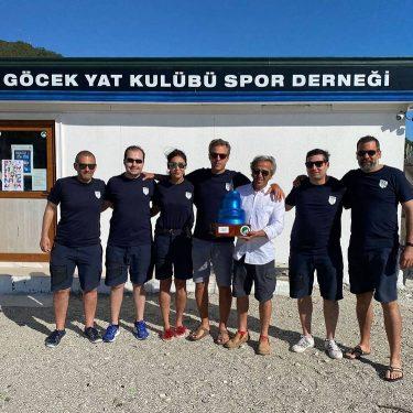 Göcek Yarış Haftası Overall Birincisi Enka Sailing Team