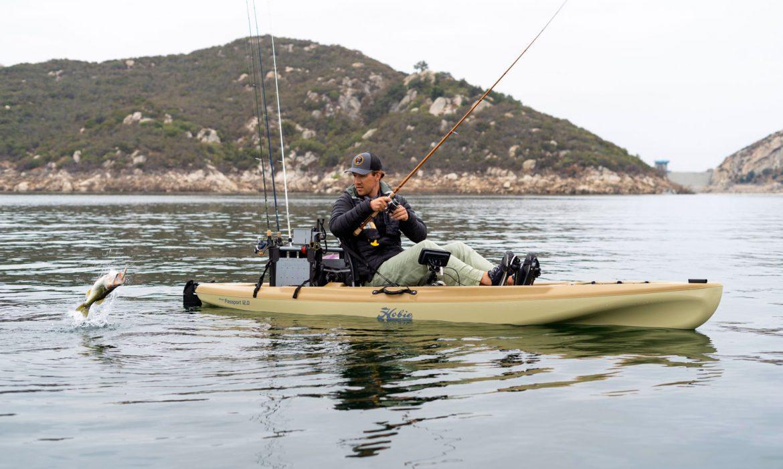 Balık tutkunlarına özel; Hobie Mirage Passport 12.0