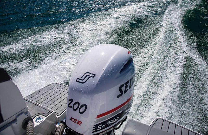Selva Marine - 200hp SEI WHALE XSR