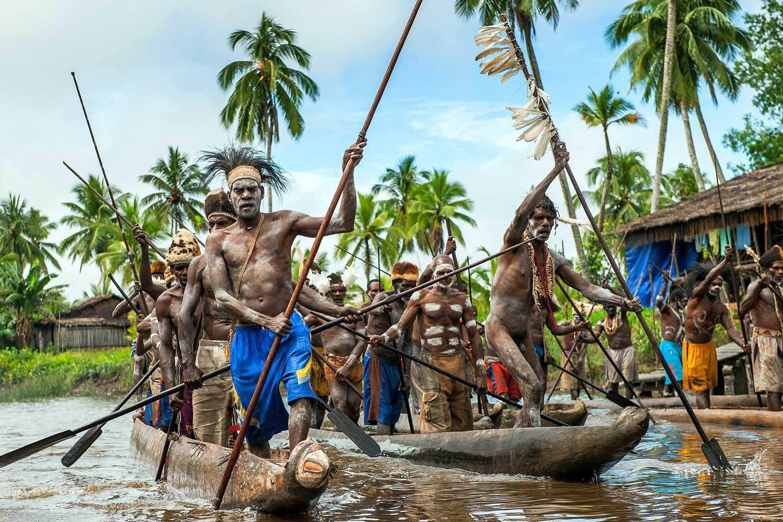 Adalar ülkesi Papua Yeni Gine
