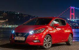 Şehrin vazgeçilmezi: Nissan Micra