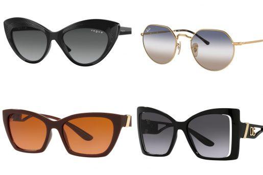 Prada Ray-Ban Dolce Gabbana güneş gözlükleri