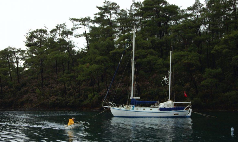 Sadun Boro: Denizciysen denizi öğreneceksin!