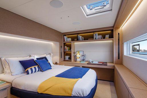 Sunbrella'dan Lagoon Sixty 5'a özel tasarımlar