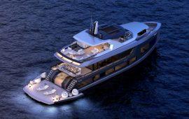 Mazu Yachts 92 DS; çeliğe yeni bir bakış