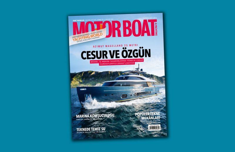 Motor Boat & Yachting - Haziran 2021