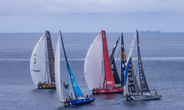 The Ocean Race Europe'un ilk ayağı tamamlandı