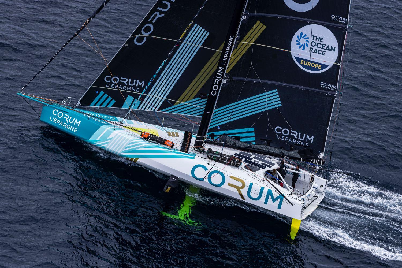 The Ocean Race Europe ilk ayak